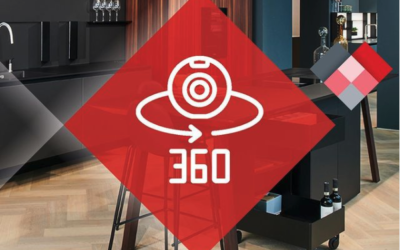 Online 360 tour door de showroom