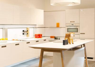 Hangende keuken in Volendam