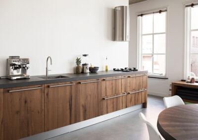 Keuken in hartje Alkmaar