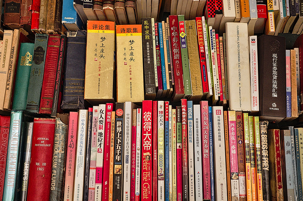 Chinese Language Learning Books