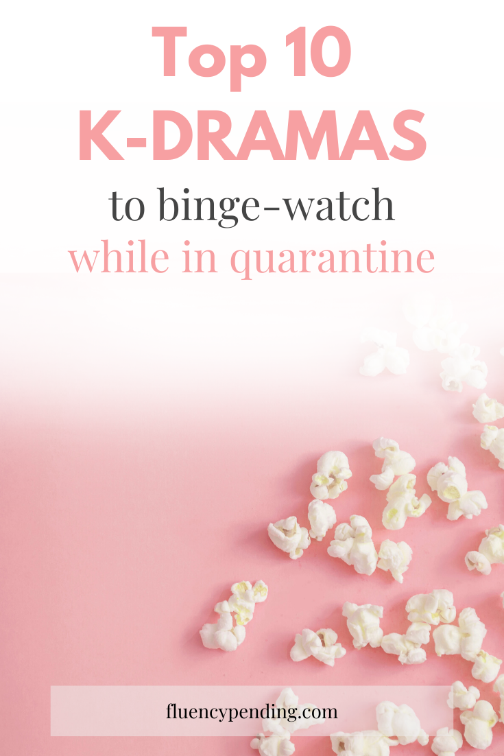 Top 10 Korean Dramas to Binge-watch