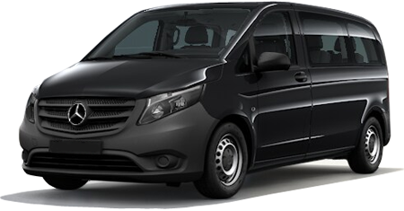 Minibus Taxi Wien bis 8 Personen
