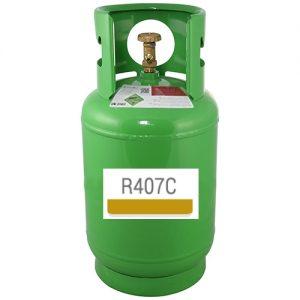 Gaz réfrigérant R 407C