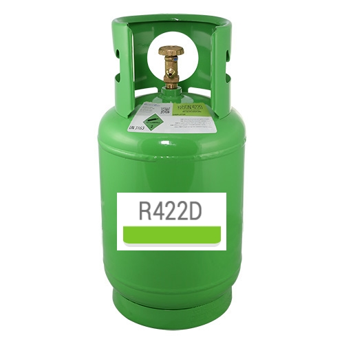 Gaz réfrigérant R 422D