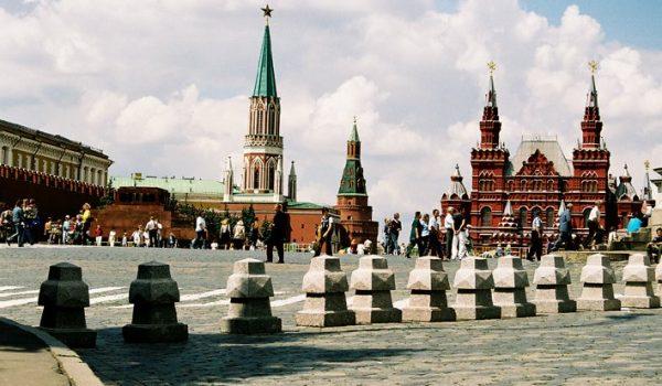 Ab Köln: Wochenende in Moskau für 68 Euro