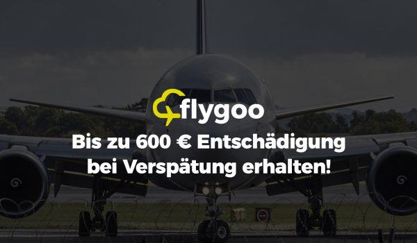 Bis zu 600 Euro bei Verspätung erhalten!