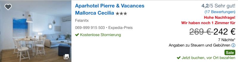 Günstiges Hotel auf Mallorca. Jetzt buchen!