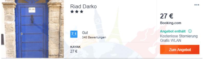 Riad Darko Hotel buchen