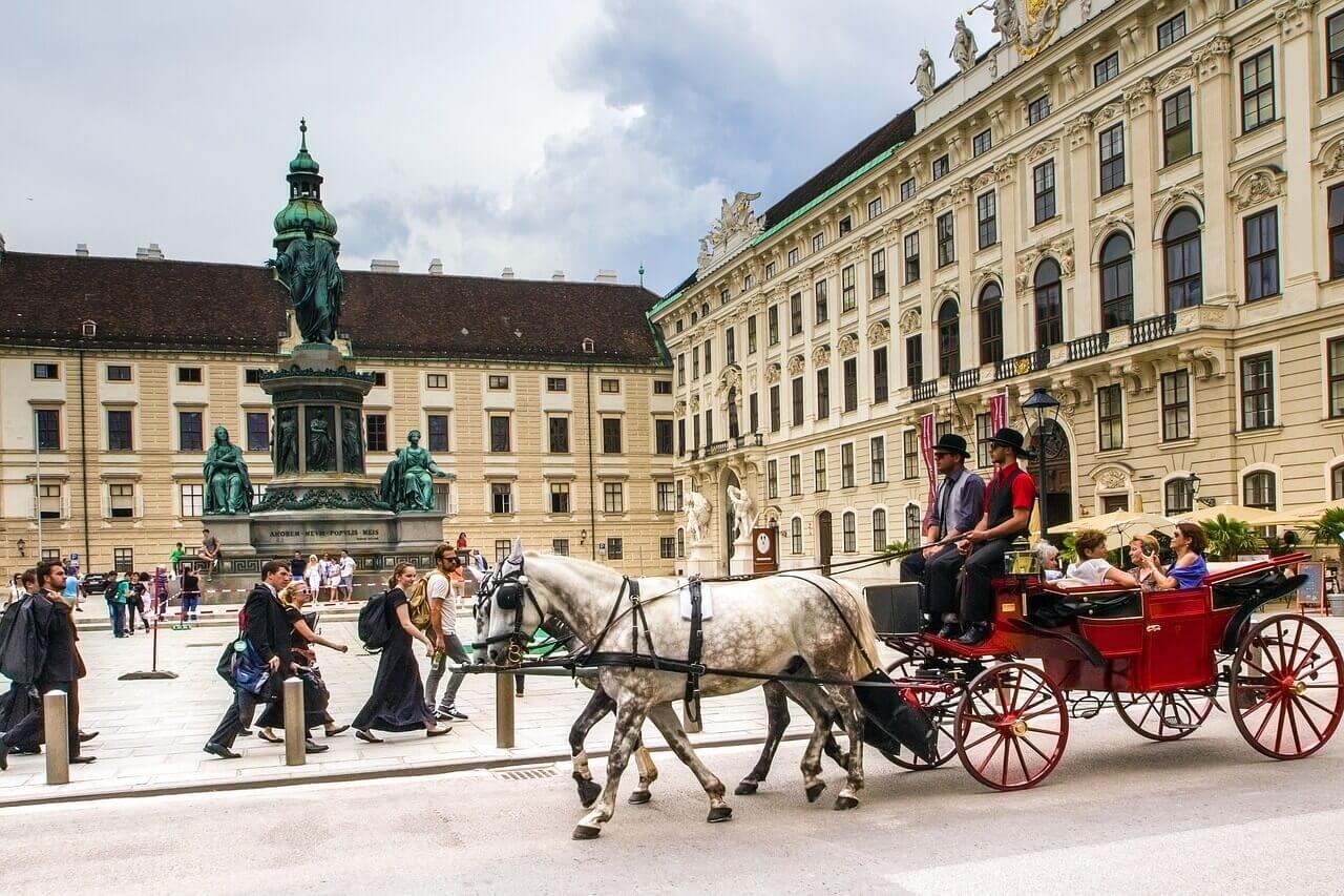 Die Wiener Hofburg