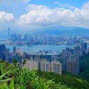 Mit KLM für nur 381 € nach Hongkong