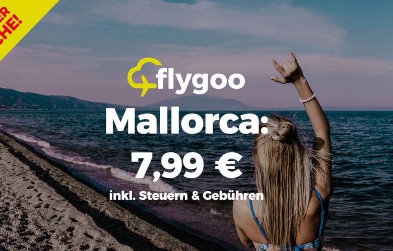 Mallorca ab 7,99 €