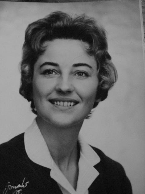 Birthe Lauersen var stewardesse på flyet til Ankara