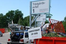 Alelyckan Återvinningscentral öppettider Göteborg