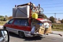 Om inte allt får plats i flyttbilen