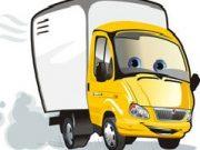 Vad är det för lastbil som kommer på flyttdagen?