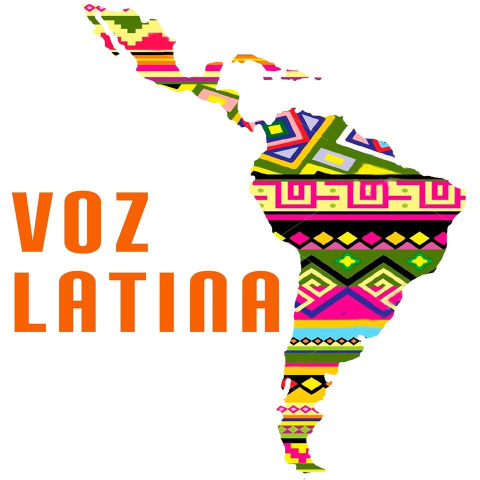 Logo Voz Latina