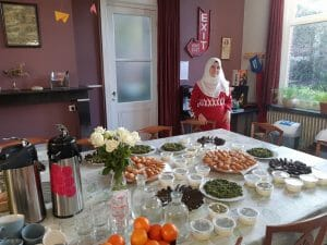 Syrische maaltijd
