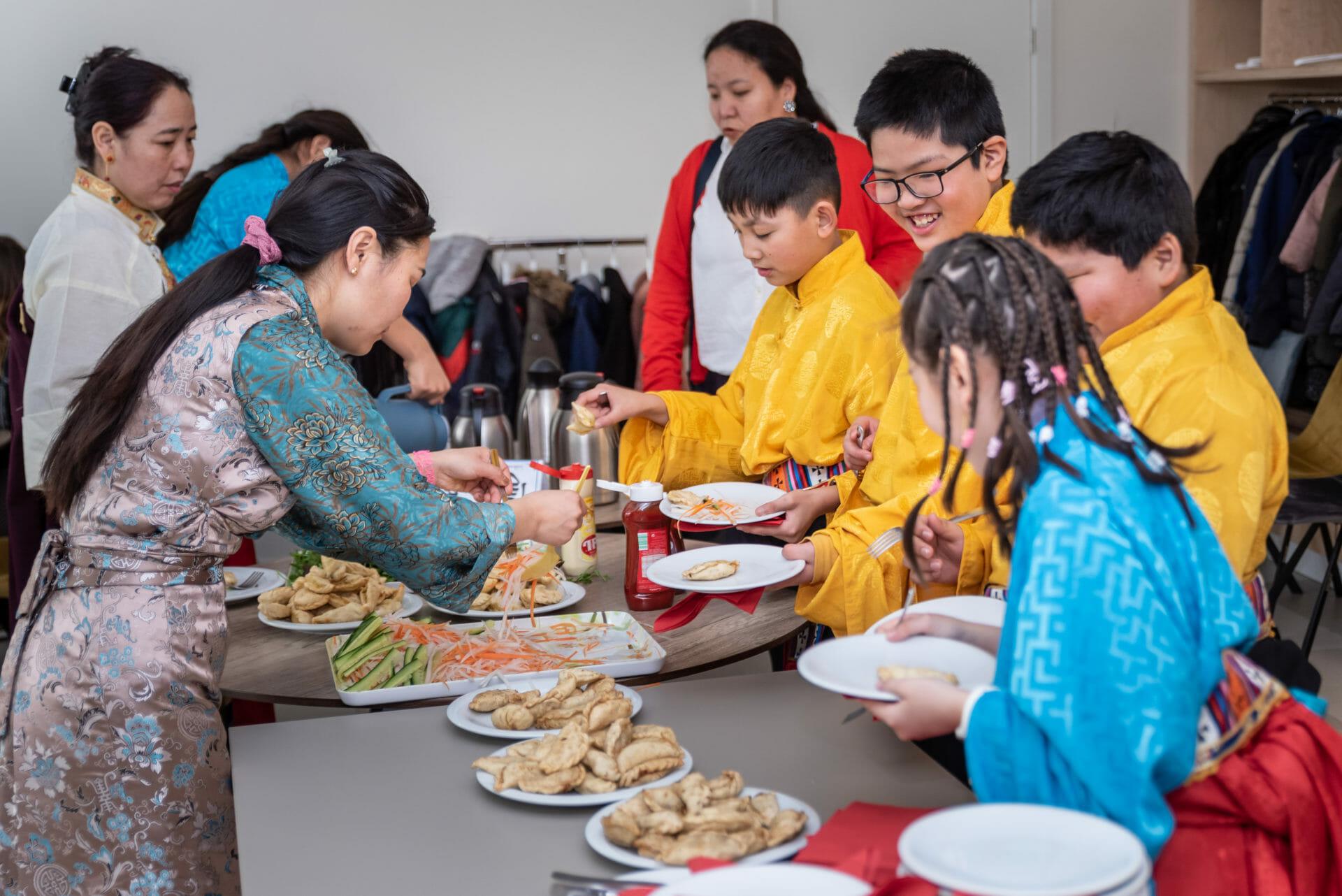 Tibetaanse vibes op zondagvoormiddag in Brugge
