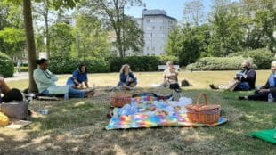 Picknick Vrouwenklap