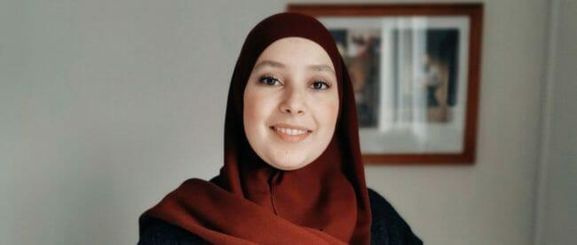 Welkom Amina!