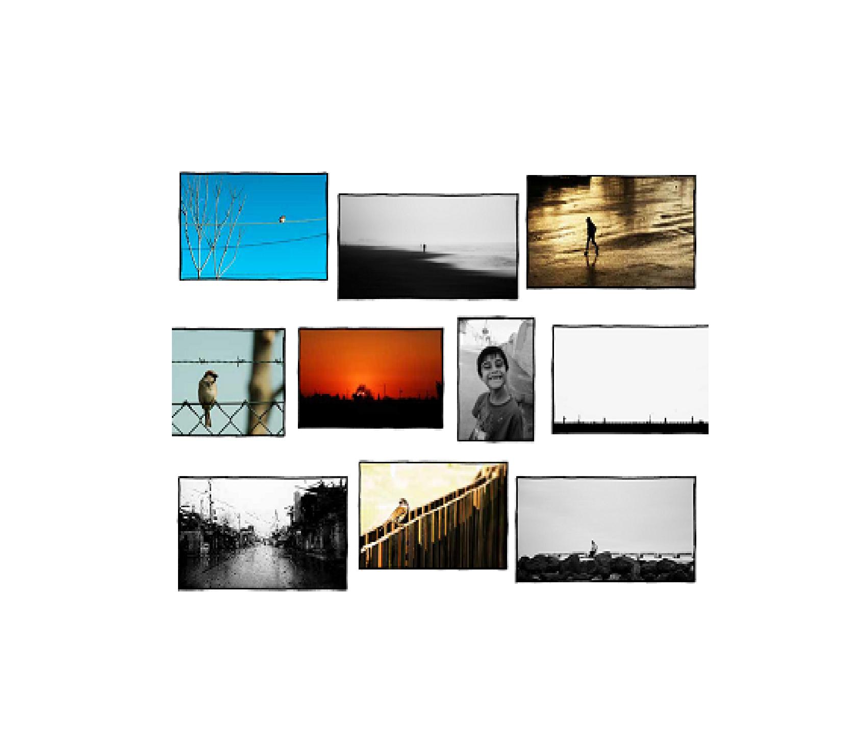 foto website kader verhalen