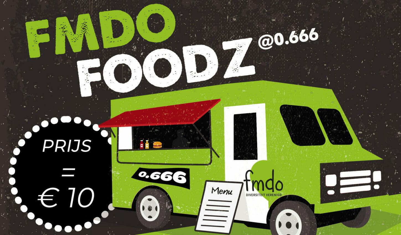 FMDO Foodz bij O.666