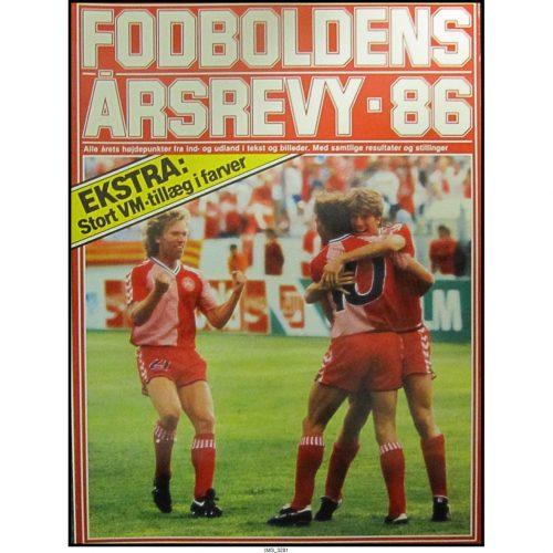 Fodboldens Årsrevy 1986