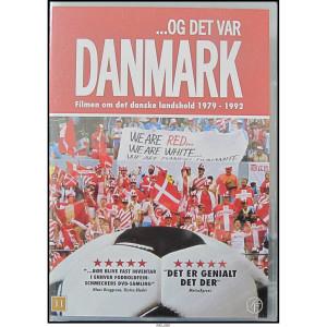 DVD – Og det var Danmark
