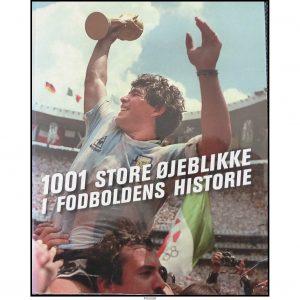 1001 store øjeblikke i fodboldens historie