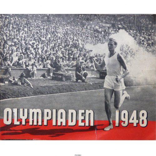 Billedreportage Olympiaden 1948