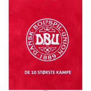 DVD Boks – DBU – De 10 største kampe