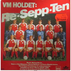 Single plade: VM Holdet Re-Sepp-Ten