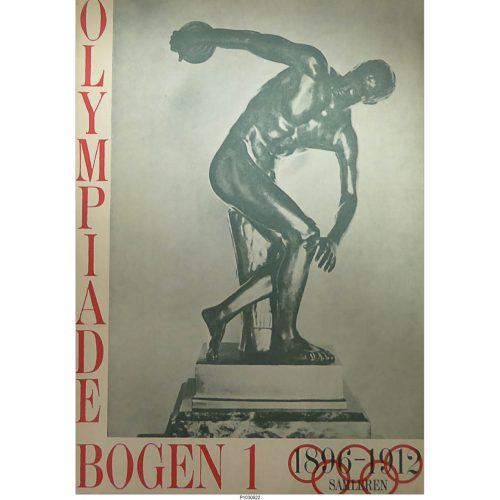 Olympiadebogen 1896-1912
