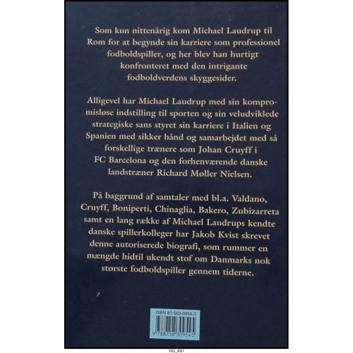 Ambassadøren - Bogen Om Michael Laudrup