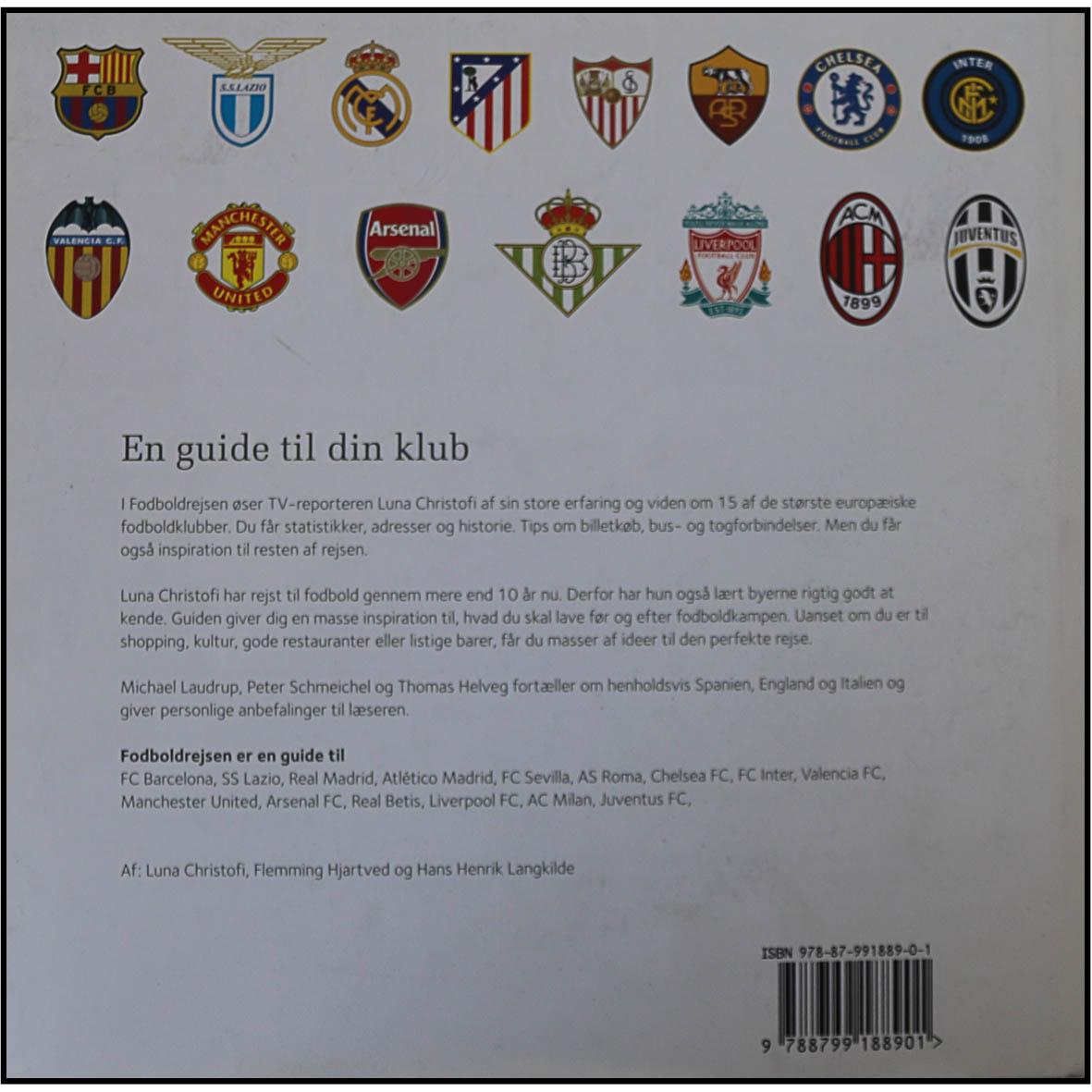 Luna Christofi - Fodboldrejsen