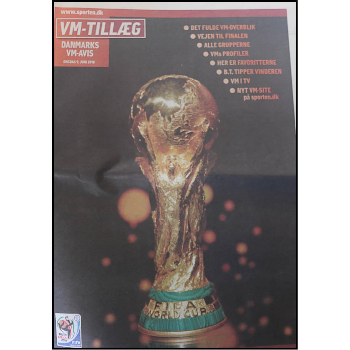VM tillæg 2006 (BT / Sporten.dk)
