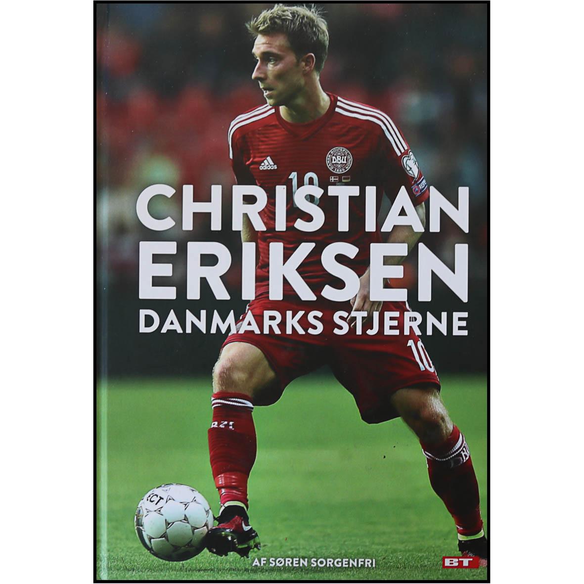 Christian Eriksen - Danmarks stjerne