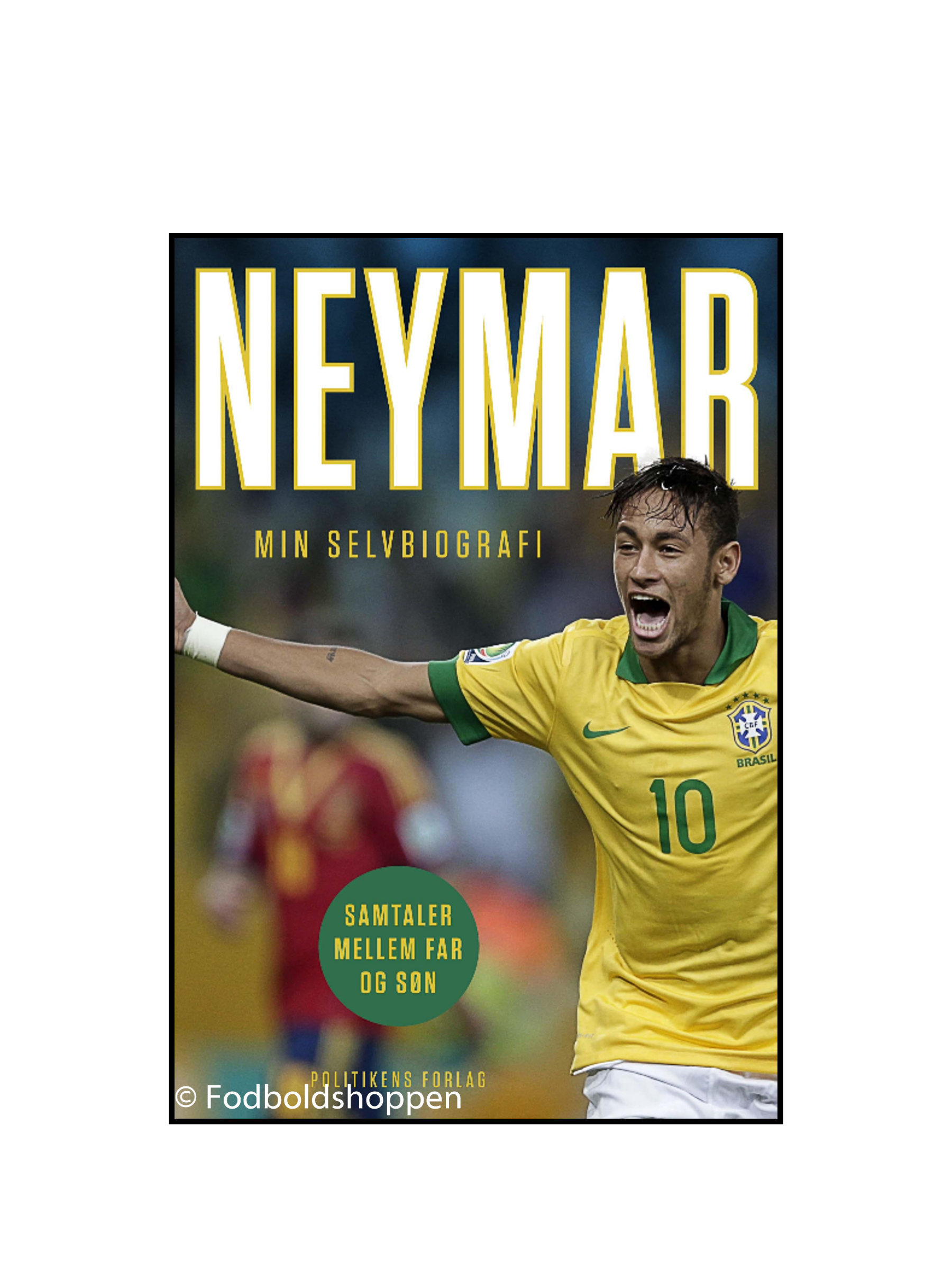Neymar - min selvbiografi - samtaler mellem far og søn