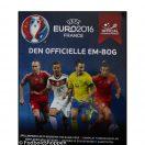 UEFA Euro 2016 - Den officielle EM-bog