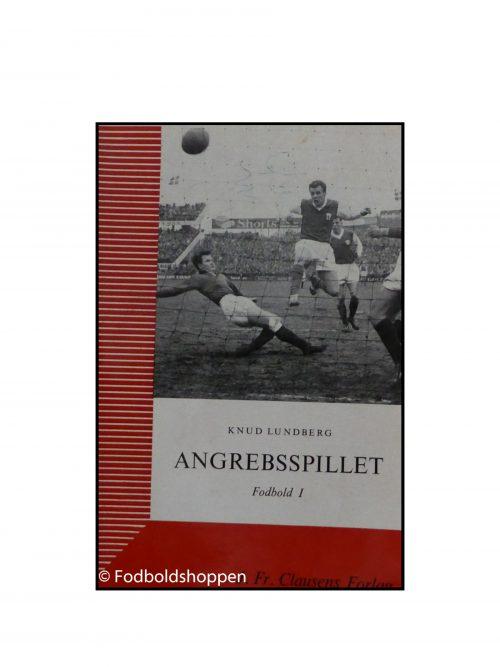 Knud Lundberg - Angrebsspillet