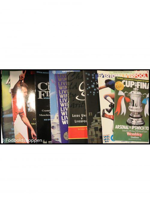 Engelske Cup Finaler