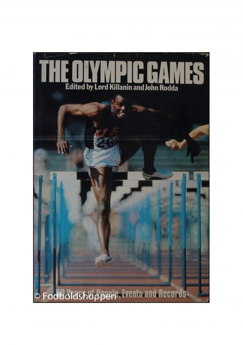 The Olympic games - 80 years of people, events and records