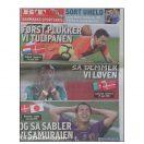 Sportstillæg BT 9/12-2009 (VM 2010 Lodtrækning)