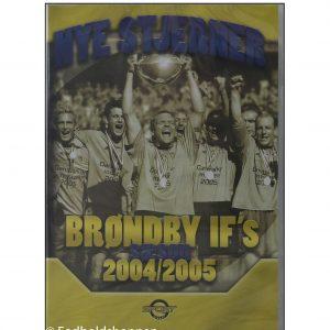 DVD – Brøndby IF's 2004/05