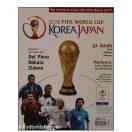 Den officielle VM i Fodbold Guide til VM i Korea og Japan 2002