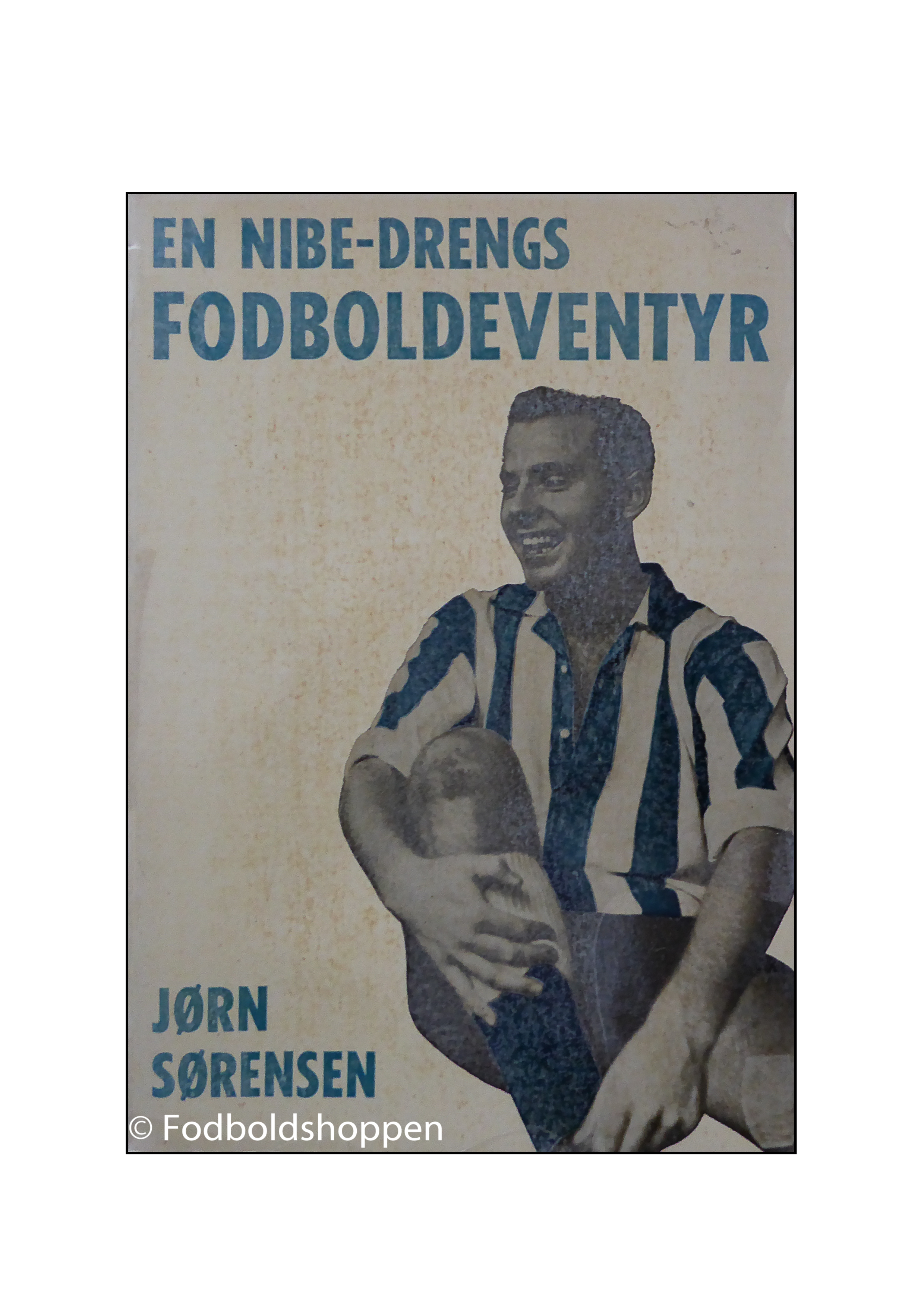 Bog om Fodboldspilleren Jørn Sørensen