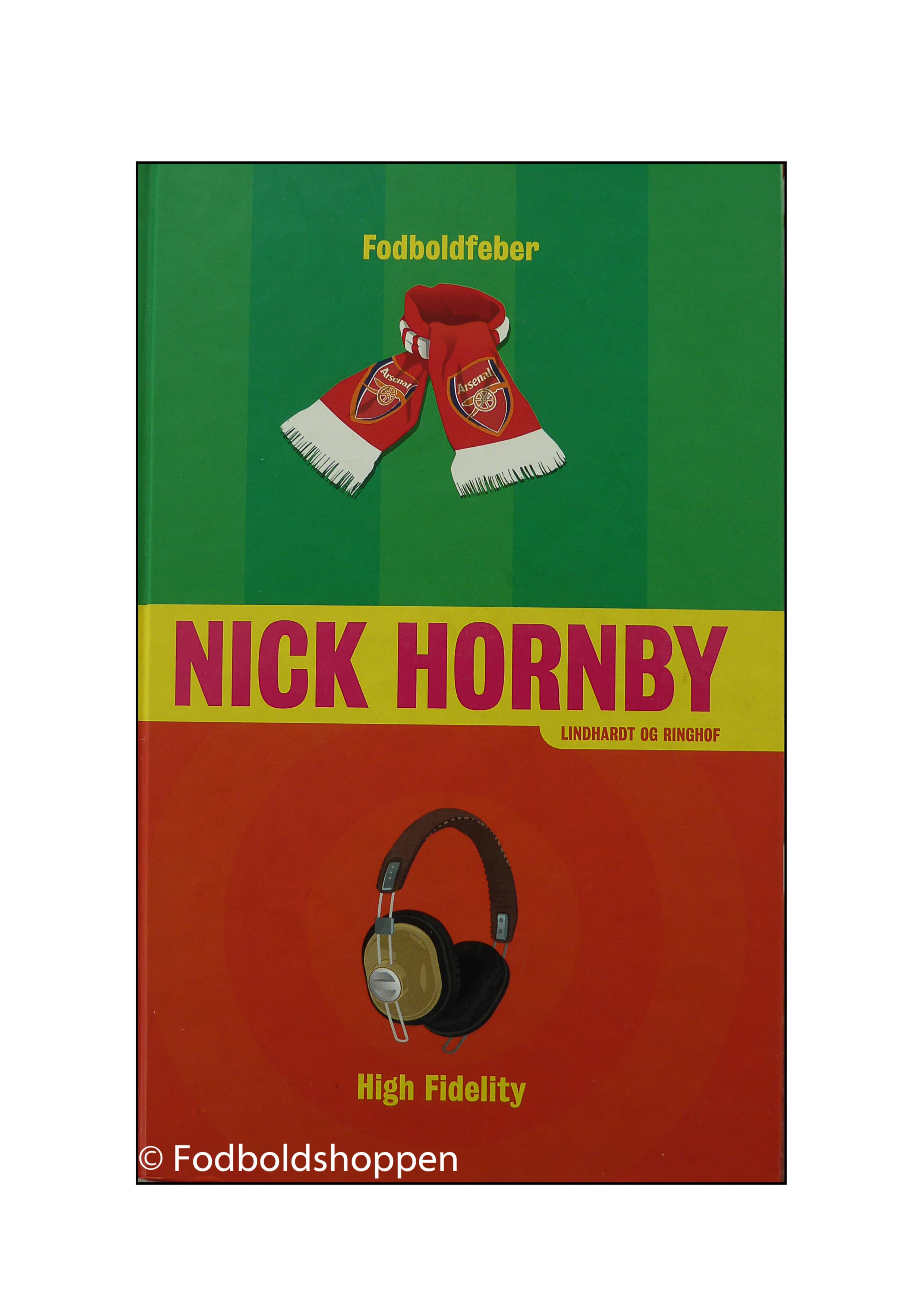 Roman : Nick Hornby - Fodboldfeber / High Fidelity