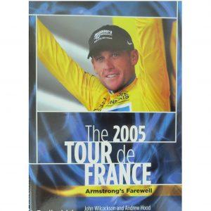 The 2005 Tour de France: Armstrong's Farewell