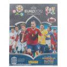 Panini Euro 2012 samlealbum med Fodboldkort . Nordic Edition