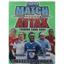 Match Attax Premier League 2010/11 Samlemappe med kort (456 kort)